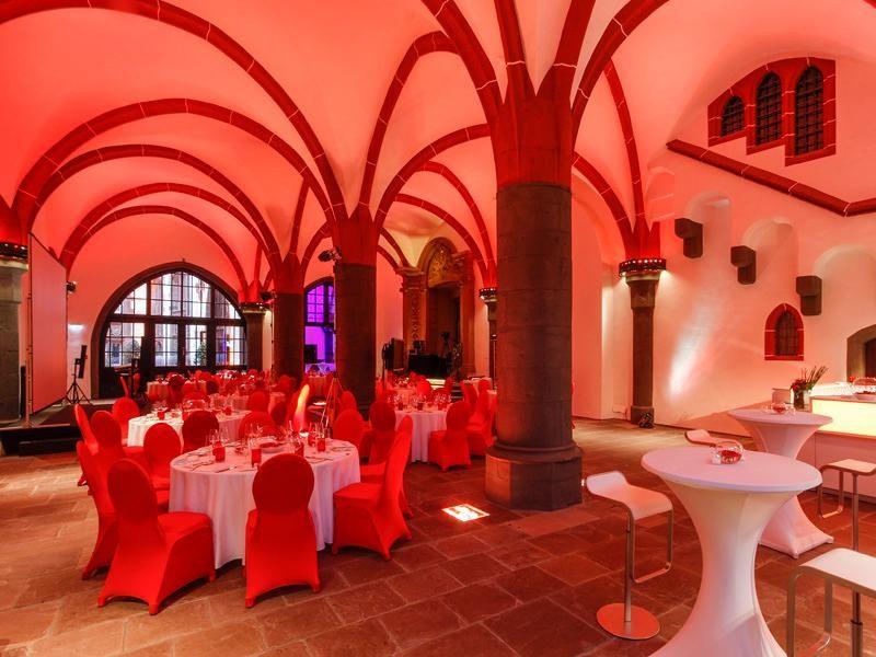 ueberraum event locations frankfurt