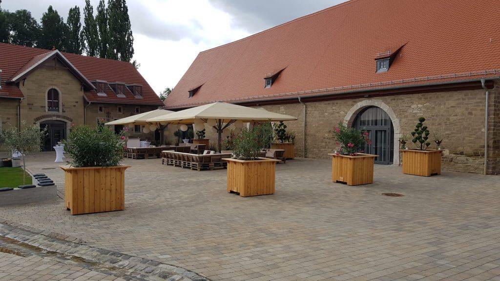 Hofgut Event Location Würzburg